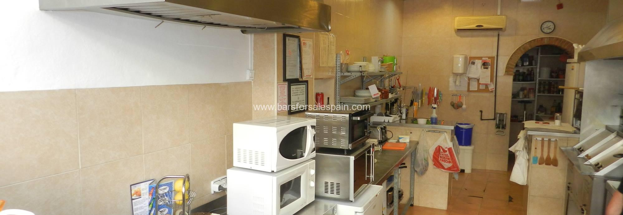Fish & Chip Shop For Sale in Fuengirola, Malaga, Spain