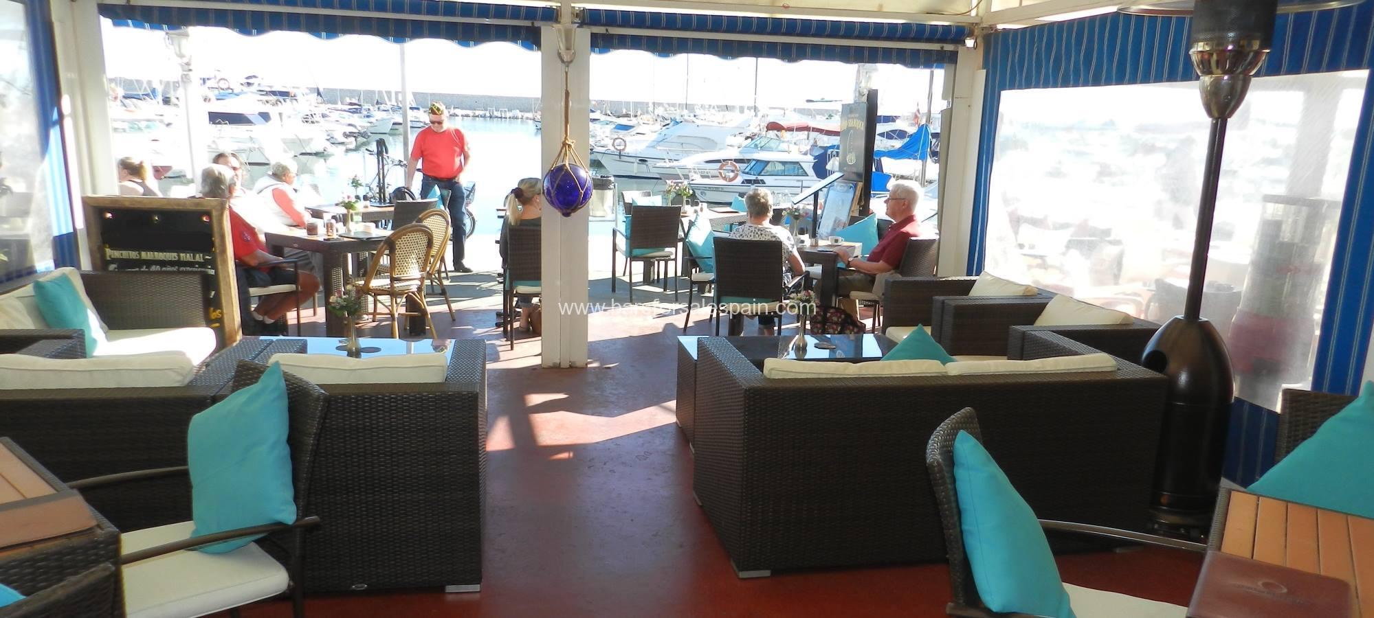 Cafe Bar For Sale in Fuengirola, Malaga, Spain
