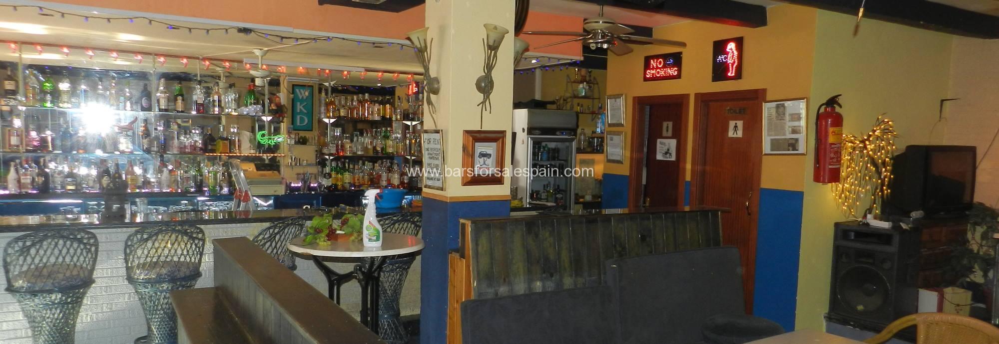 Music Bar For Sale in Torremolinos, Malaga, Spain