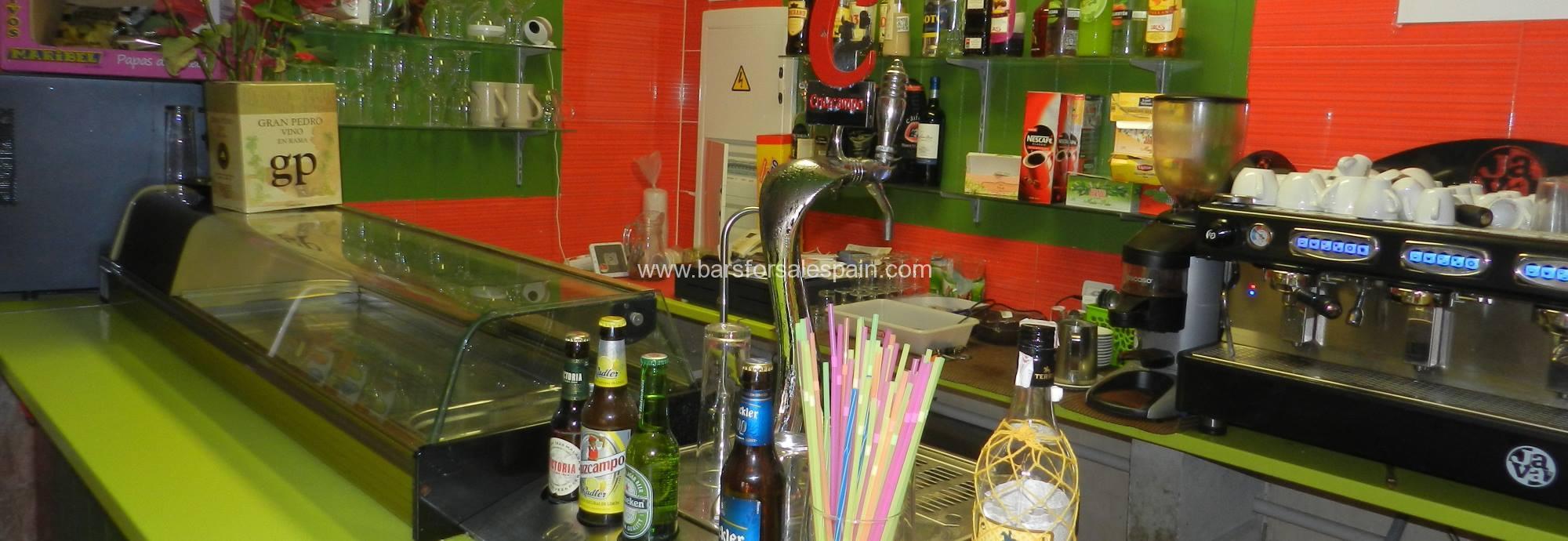Bar Cafe Restaurant For Sale in Fuengirola, Malaga, Spain