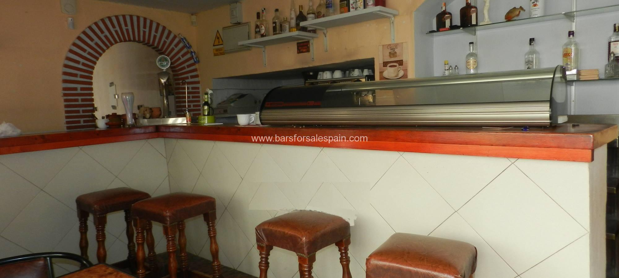 Cafe Bar For Lease in Fuengirola, Malaga, Spain