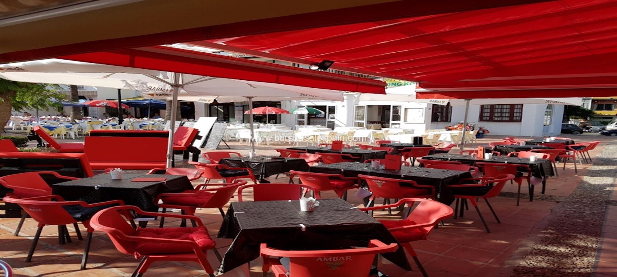 Cafe Bar For Sale Benalmadena