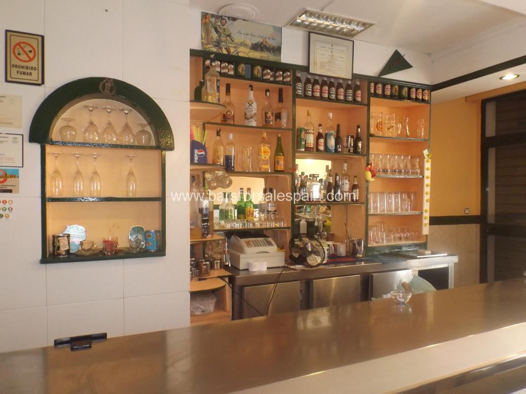 Cafe Bar for Rent in Benalmadena, Malaga, Spain