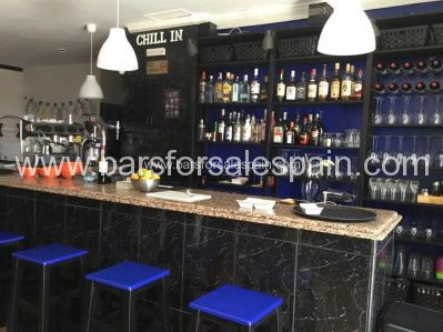 Cafe Bar for Lease in Benalmadena, Malaga, Spain