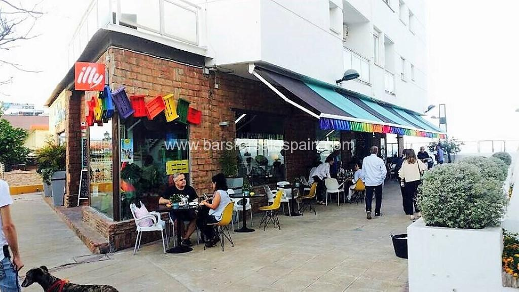 Spectacular Cafe Bar for Lease in Torremolinos