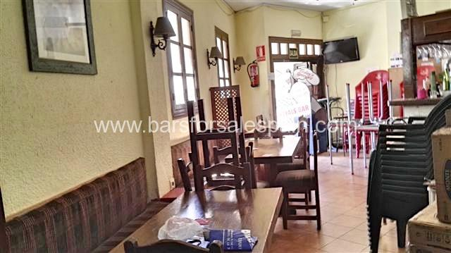 Café bar for Lease in Arroyo de Miel, Malaga, Spain