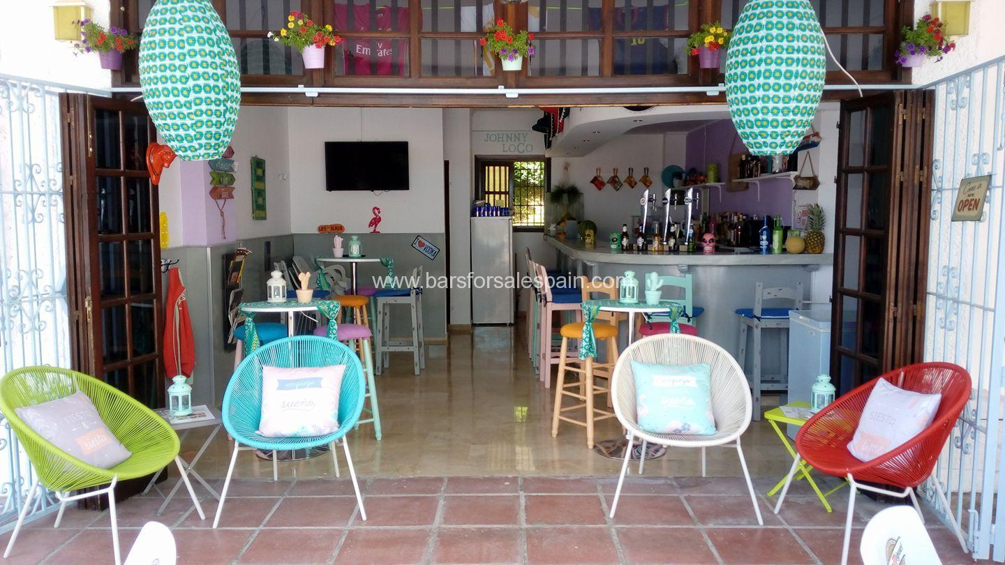 Drink bar for sale in Benalmadena, Costa del Sol