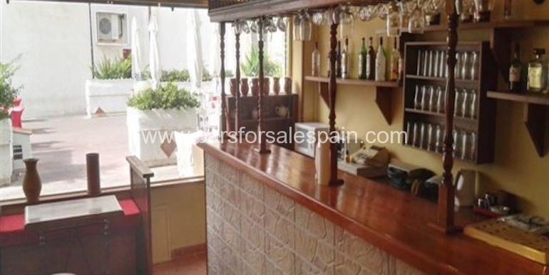 Drinks Bar for sale in Benalmadena, Malaga, Spain - Bars for sale Spain