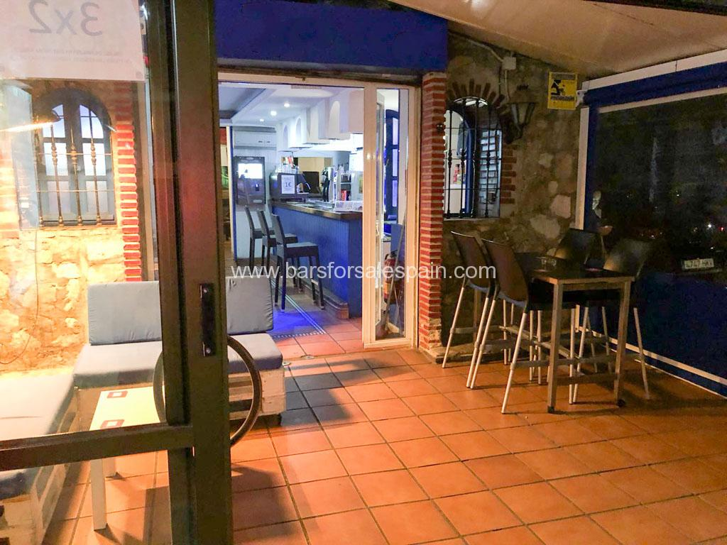 Sports bar for sale in Mijas Costa, Malaga, Spain