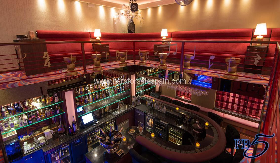 Superb Piano Bar For Sale In Fuengirola Costa Del Sol