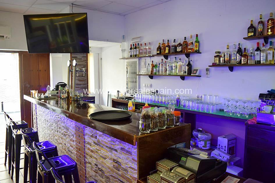 Modern Bright Bar in Busy Los Boliches, Fuengirola