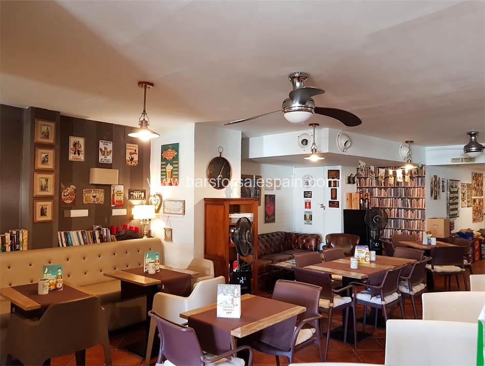 Beautiful Gastrobar In Estepona Port Bars For Sale Spain