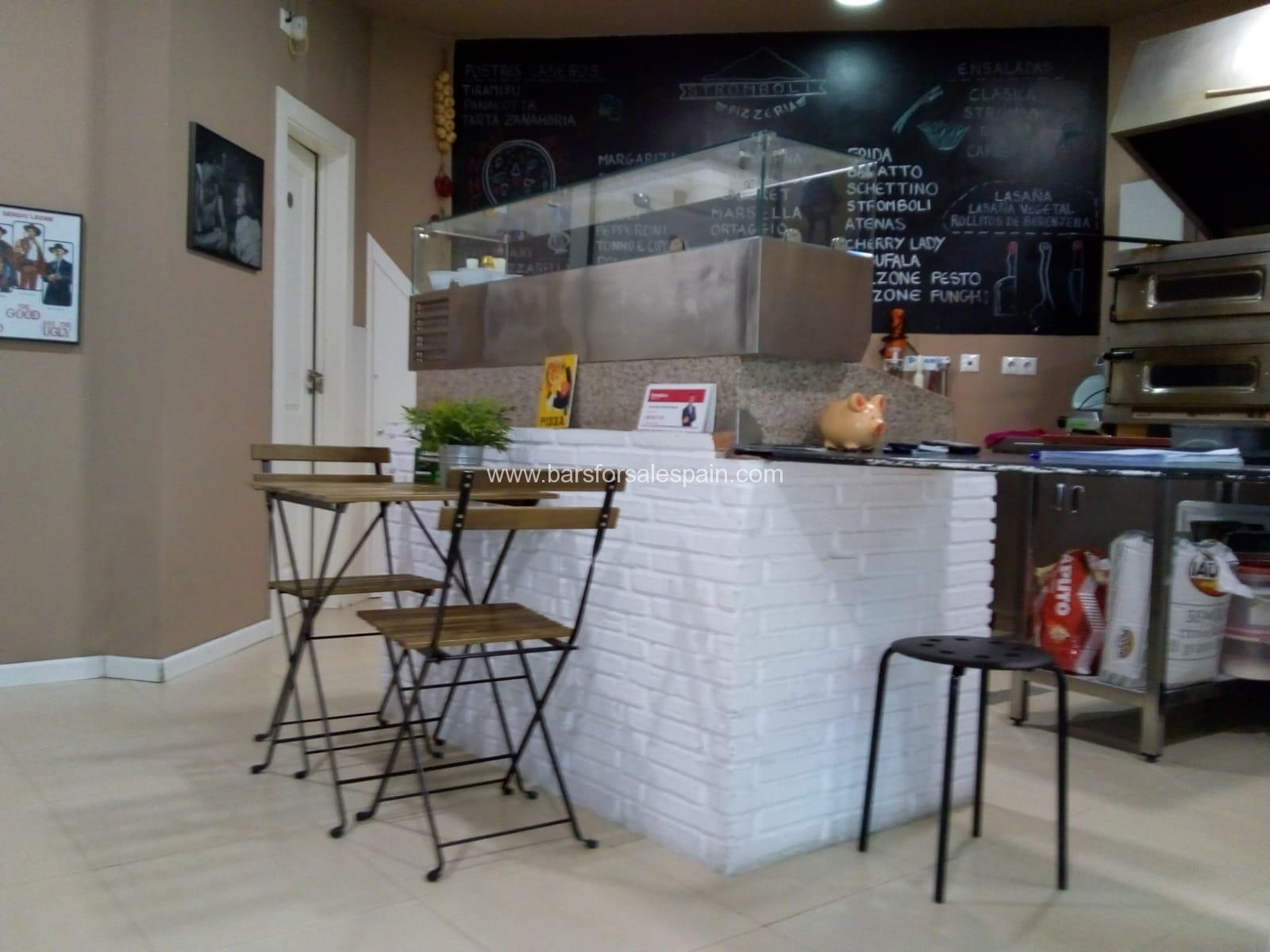 Nice And Cozy Bar Restaurant Take Away In Fuengirola Costa Del Sol Spain Bars For Sale Spain
