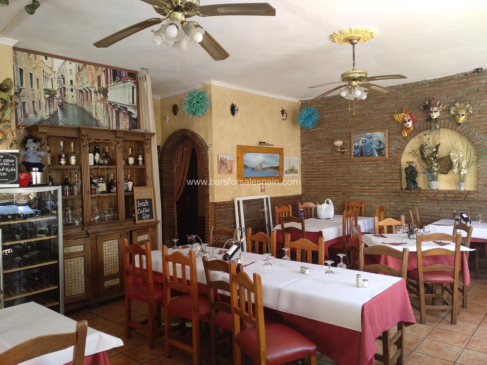 Nice Restaurant For Sale In Benalmadena Costa Malaga