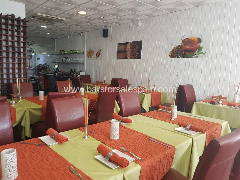 Fantastic Restaurant for sale in Benalmadena Pueblo, Costa del Sol, Spain