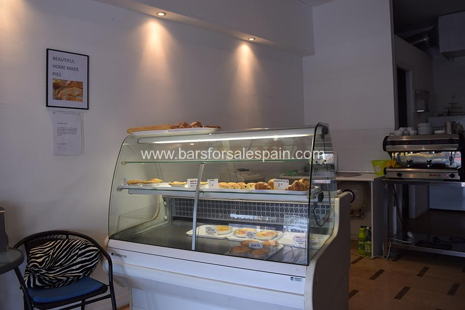 Small Bakery in fantastic Location in Mijas Costa