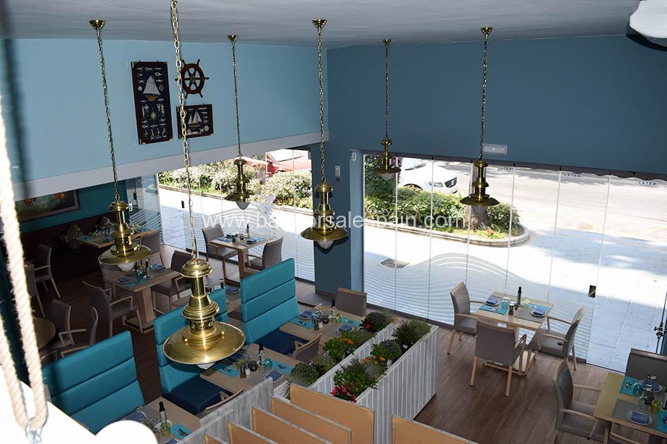 Fantastic Modern Cafe /Bar/Restaurant in Central Marbella