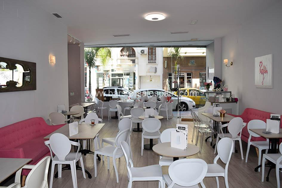 Chic Modern Cafe/Bakery in Fuengirola